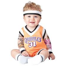 Halloween Costumes 18 24 Months Boy Disfraz Jugador Baloncesto Bebé Disfraces Bebé