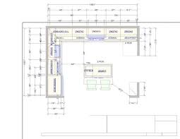 Kitchen Cabinet Layout Dimensions Pictures Inspiration Large Size