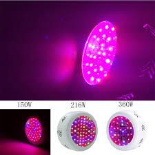 full spectrum light for plants 150w 216w 360w ufo led grow light full spectrum led plant grow l