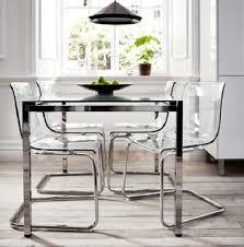 mesa cristal ikea buscar con google decoración pinterest