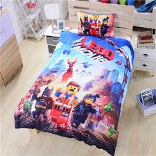 lego bedding twin full queen duvet cover set lego movie teen boys