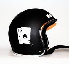 joe king speedshop vintage motorcycle helmets mychopper ro
