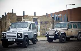 defender jeep 2016 final land rover defender rolls out of solihull assembly plant