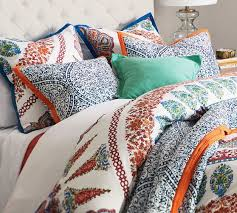 Pottery Barn Comforters Aurora Duvet Cover U0026 Sham Pottery Barn Shopping List