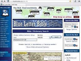 blue letter bible commentary flawedlogicjeepclub