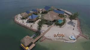 bird island belize airbnb little harvest caye luxury private island placencia belize