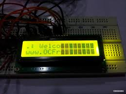 interfacing 16x2 lcd with lpc2148 tutorial