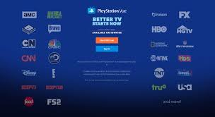 playstation vue review packages channel list and dvr