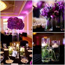 purple wedding centerpieces trends and ideas of purple wedding centerpieces stylehitz