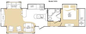 everest rv floor plans used 2009 keystone rv everest 345s fifth wheel at fun town rv