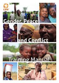 gender peace u0026 conflict training manual by care nederland issuu