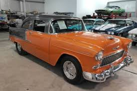 Upholstery Shop For Sale 1955 Pro Street Chevy Belair Sold Sold Sold