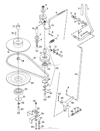 gravely 991084 000101 009999 zt 60 hd parts diagram for pto