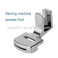 Blind Hem Presser Foot Hem Presser Foot Source Quality Hem Presser Foot From Global Hem