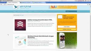 membuat web html membuat desain web minimalis konversi desain ke html youtube