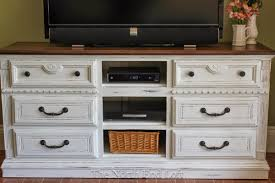 dresser and tv stand combo tv stands best dresser tv ideas on pinterest stand painted