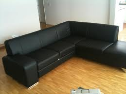 Small L Shaped Leather Sofa L Shaped Leather Ideas Regarding Inspirations 0