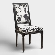 Dominos Cottage Grove Mn by Domino Black Frame Paige Square Back Dining Chairs Set Of 2
