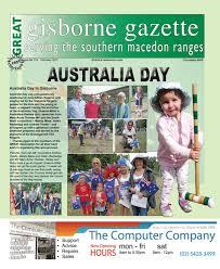 Boy Scout Flag Raising Ceremony Script Gisborne Gazette February 2017 By Gisborne Gazette Issuu