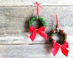 diy christmas decor crafts easy christmas ornament crafts to make
