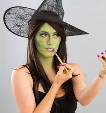 halloween makeup 101 turn yourself into a witch witch makeup
