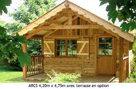 chalet bureau chalet en bois pour jardin peut servir de bureau ou de chambre d