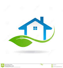 eco friendly house illustration stock vector image 82096702