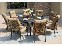 Darlee Patio by Darlee Outdoor Living Series 99 Cast Aluminum Antique Bronze 71