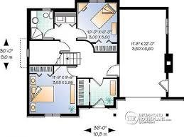 ski chalet floor plans house plan w2955 detail from drummondhouseplans com