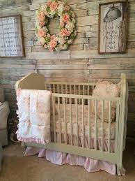 Nursery Bedding For Girls by 100 Baby Nursery Design Ideas Rustic Baby Nursery And