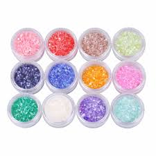 online buy wholesale crushed shell nail art from china crushed