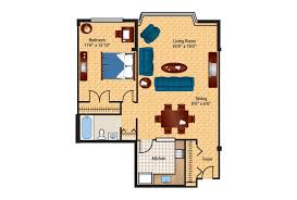 2d Floor Plan by The Consul Floor Plans Columbia Plaza Apartments