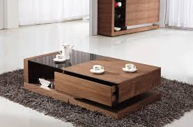Wood Coffee Table With Storage Coffee Table With Storage With Electable Types Newcoffeetable