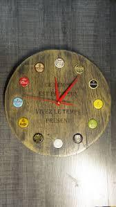 touret bois deco les 25 meilleures idées de la catégorie horloge en palette sur