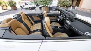 Mercedes Benz E Class 2014 Interior 2014 Mercedes Benz E Class Cabriolet Review Page 4 Autoevolution