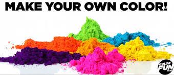 how to make your own color powder color fun fest color fun fest