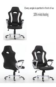popular design office gaming chair comfortable pc chair from