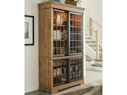 Display Cabinet With Lighting Trisha Yearwood Home Collection By Klaussner Coming Home Affection