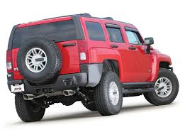 hummer hummer exhaust system h2 suv sut h3 borla exhaust