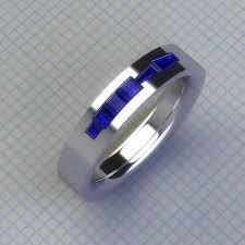 Star Wars Wedding Rings by Star Wars Inspired Geek Dot Jewelry Geek Jewelry