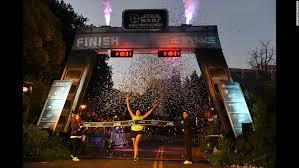 wars half marathon jumps to light speed