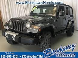 jeep wrangler saharah used jeep wrangler for sale with photos carfax