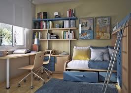 amazing teen bedrooms with stylish library all architecture designs