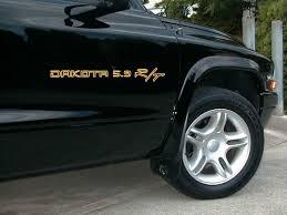 Dodge Ram 5 9 Magnum - decals