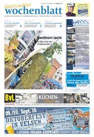 Esszimmer M El Fundgrube Grafschafter Wochenblatt 31 08 2016 By Sonntagszeitung Issuu