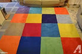 Ikea Halved Rug by Ikea Multicolor Rug Rugs Ideas