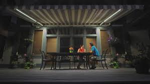 Sunsetter Awning Reviews Sunsetter Awning Dimming Led Lights For Sunsetter Retractable