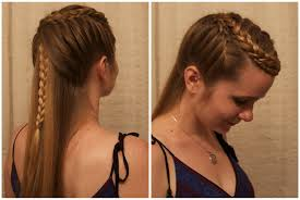 celtic warrior hair braids celtic warrior braids inspired by the film centurion hair