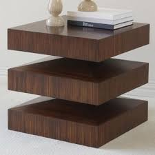 fantastic design of the bedroom side tables with grey wooden table