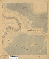 Map Louisiana by File St Bernard Parish Louisiana Map 1890 Poydras Toca Jpg